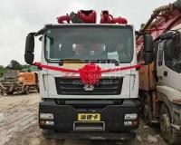2020年全新三一汕德卡49米泵车