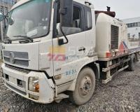 2012年中联10018车载泵