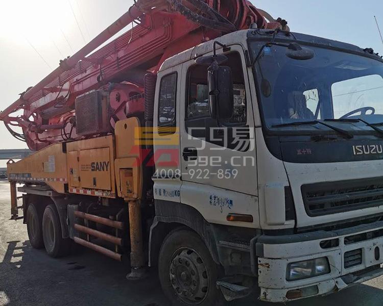 2011年三一五十铃46米泵车(大排量)