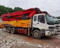 2013年12月三一五十铃49米泵车