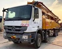 2016年6月徐工奔驰K系56米泵车