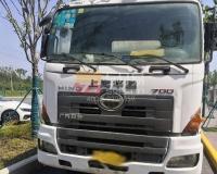 2011年广汽日野10方搅拌车
