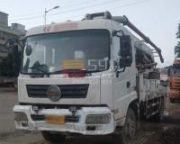 2016年东风鑫达31米泵车