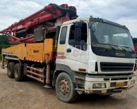 2010年三一五十铃40米泵车