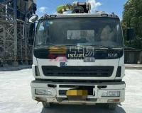 2011年中联五十铃38米泵车