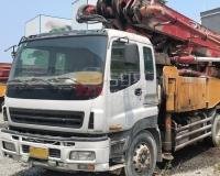 2009年三一五十铃46米泵车