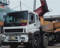2010年三一五十铃56米泵车