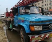 2012年东岳8吨汽车吊