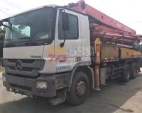 2011年三一奔驰37米泵车(大排量)