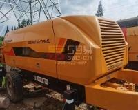 2013年中联6013电拖泵