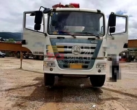 2018年三一37米C8泵车