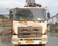 2011年徐工日野41米泵车