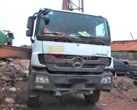 2014年三一奔驰52米泵车