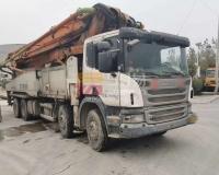2014年中联斯坦尼亚56米泵车