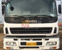 2009年中联五十铃37米泵车