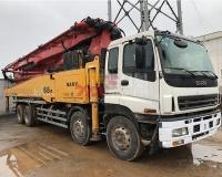 2012年三一五十铃52米泵车