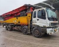 2011年4月三一五十铃52米泵车