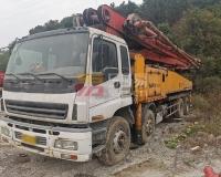 2010年三一五十铃52米泵车