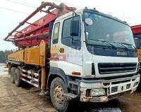 2010年三一五十铃37米泵车