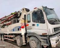 2011年中联五十铃50米泵车