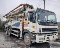 2011年中联五十铃37米泵车
