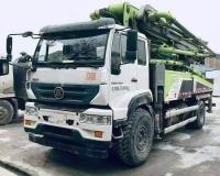 2018年中联斯太尔37米泵车