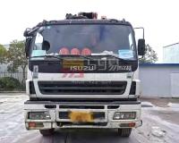 2013年三一五十铃52米泵车