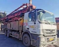 2019年三一奔驰52米泵车