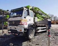 2018年中联37米泵车