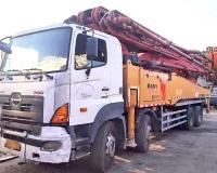 2013年三一日野56米泵车