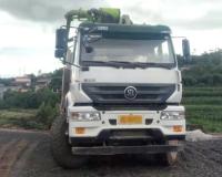 2018年9月中联37米泵车