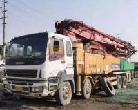 2013年徐工五十铃52米泵车