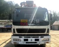 2013年中联五十铃47米泵车