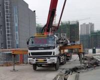 2009年三一五十铃37米泵车