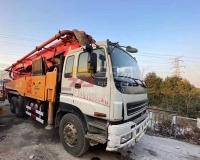 2013年12月三一47.5米泵车
