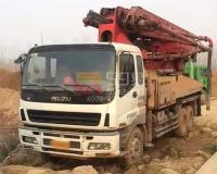 2009年三一五十铃43米泵车