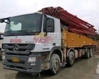2019年6月三一奔驰56米泵车