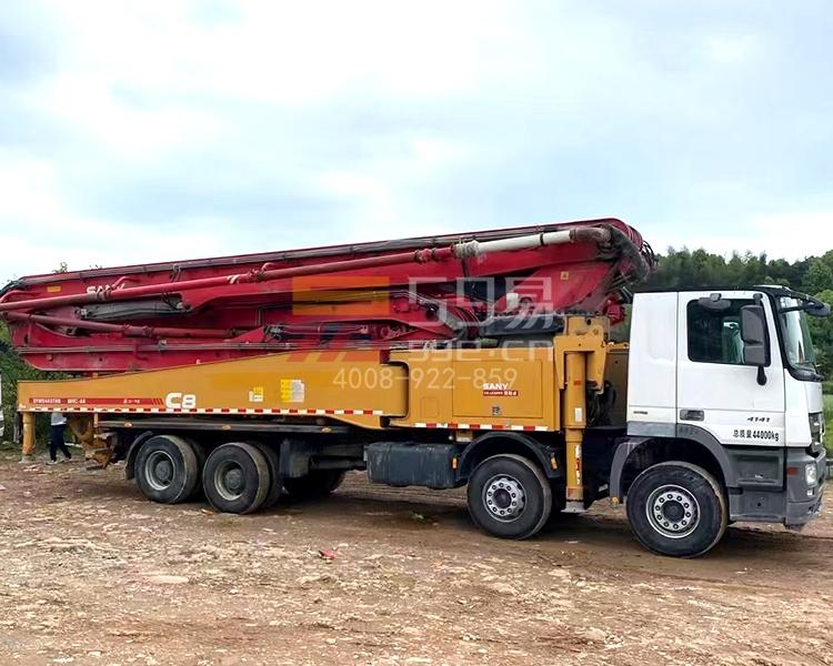 2018年三一奔驰56米泵车