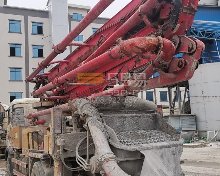 2017年三一30米泵车