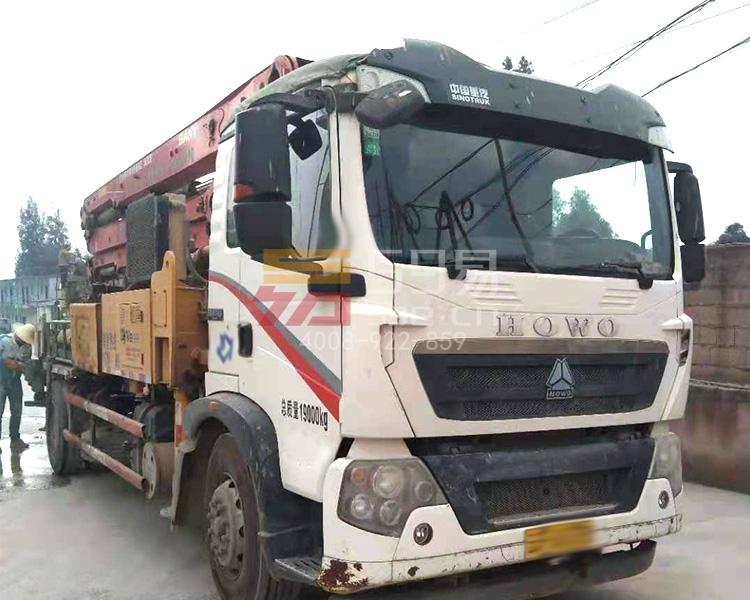 2015年三一30米泵车