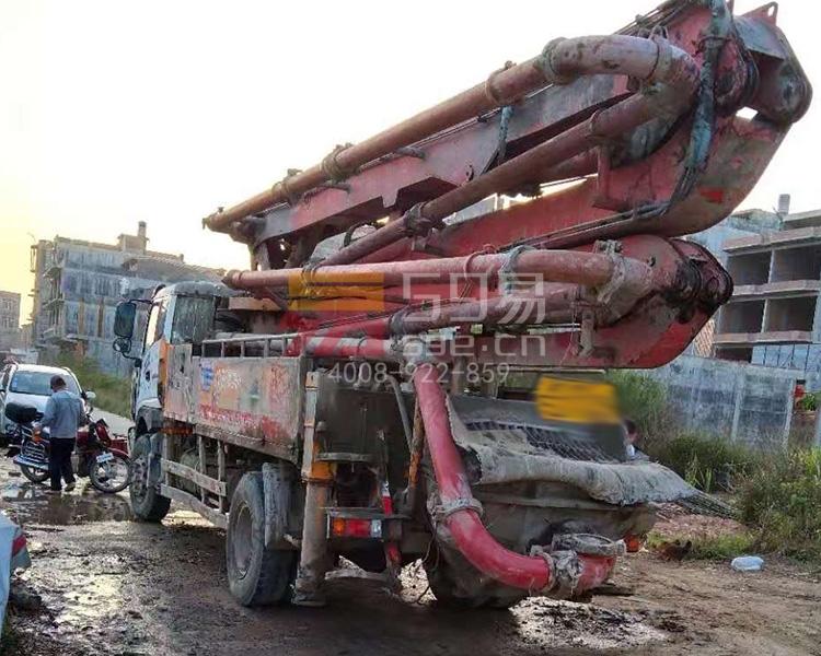 2016九合32米泵车