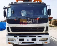2013年中联五十铃40米泵车