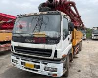 2012年三一五十铃49米泵车