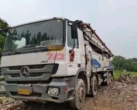 2014年中联奔驰52米泵车