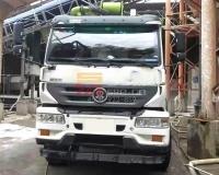 2019年中联斯太尔37米泵车