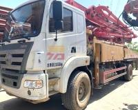 2019年6月三一37米泵车