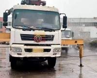 2015年东风华通33米泵车