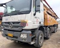 2015年徐工奔驰56米国四泵车
