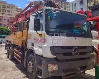 2012年三一奔驰46米泵车