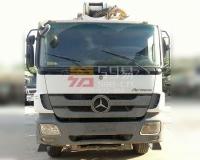 2013年5月中联奔驰47米泵车